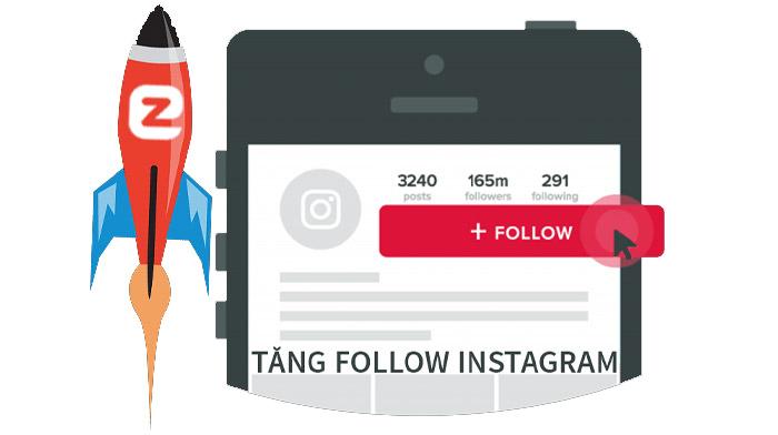 Dịch Vụ Tăng Follow Instagram Uy Tín