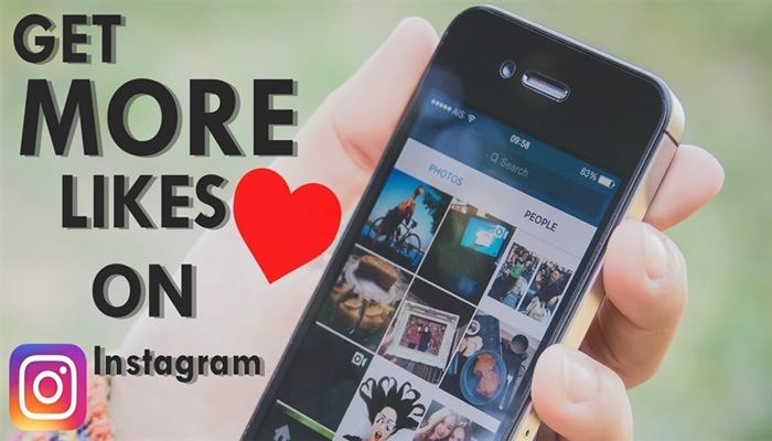Dịch Vụ Tăng Like Instagram