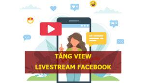 Dịch Vụ Tăng Mắt Livestream Facebook, Tăng View Livestream Facebook