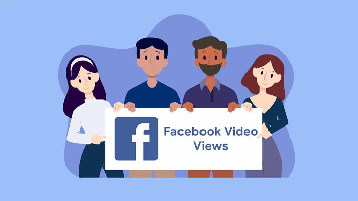 Dịch vụ tăng view video facebook
