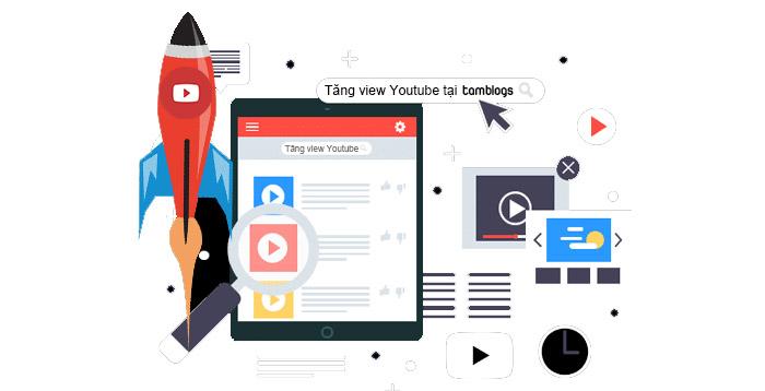 Dịch Vụ Tăng View Youtube - Cách Tăng Lượt Xem Video Chất Lượng
