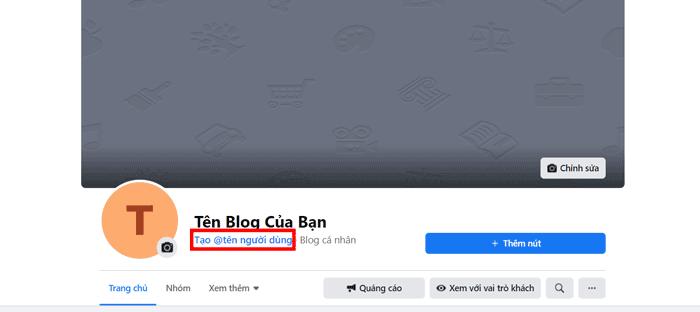 Hướng dẫn cách lập blog trên facebook