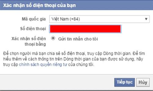 Cách Chống Rip Facebook - Xác Minh Danh Tính