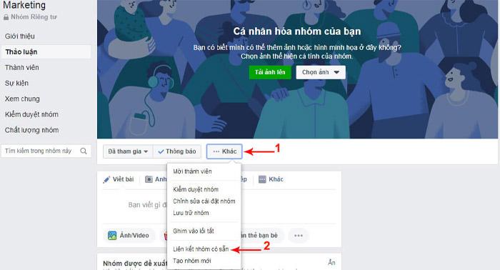 Hướng Dẫn Tăng Thành Viên Group Facebook Từ A đến Z