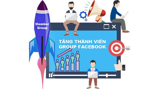 Tăng Thành Viên Group Facebook Vói Mức Giá Rẻ