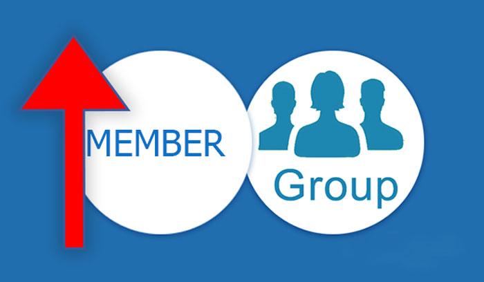 Cách tăng thành viên group facebook nhanh chóng