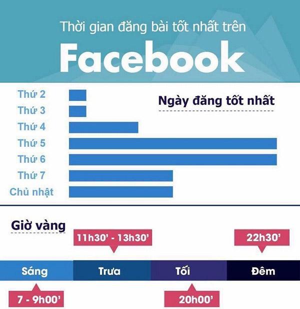Thời Điểm Up Bài Là Cách Tăng Like Facebook Đúng Đắn