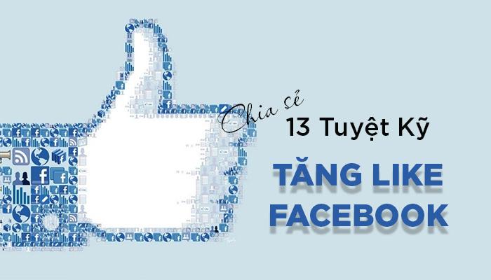13 Hướng Dẫn Cách tăng like facebook Thần Tốc