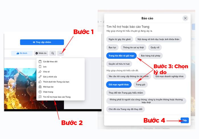 """[Đã Test] Cách Report Facebook, RIP FB """"1 Phát Chết Luôn"""" 2"""