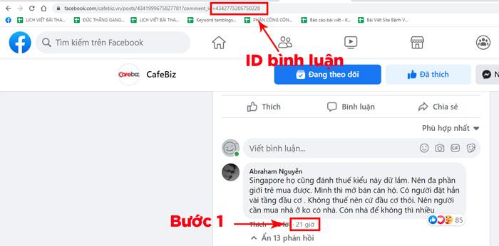 Cách Lấy ID Ảnh Facebook - Tìm ID Bài Viết, Video, Người Dùng FB