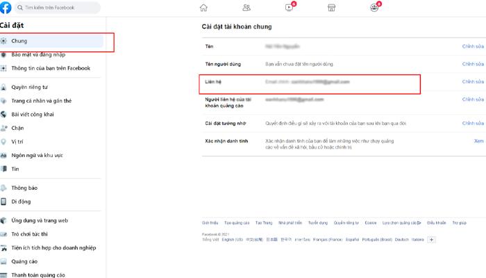 Tại sao không nhận được mã xác nhận facebook qua email?