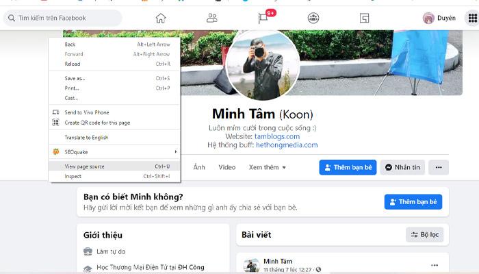 Hướng Dẫn Kiểm Tra Ai Đang Lén Lút Theo Dõi Bạn Trên Facebook?