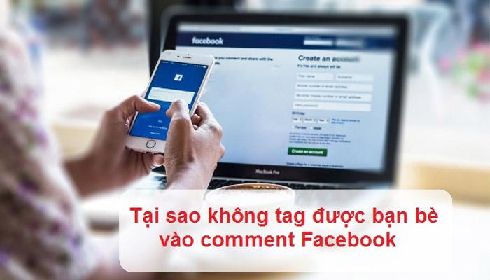 Tại Sao Không Tag Tên Trên Facebook Được? 7 Cách Khắc Phục 5