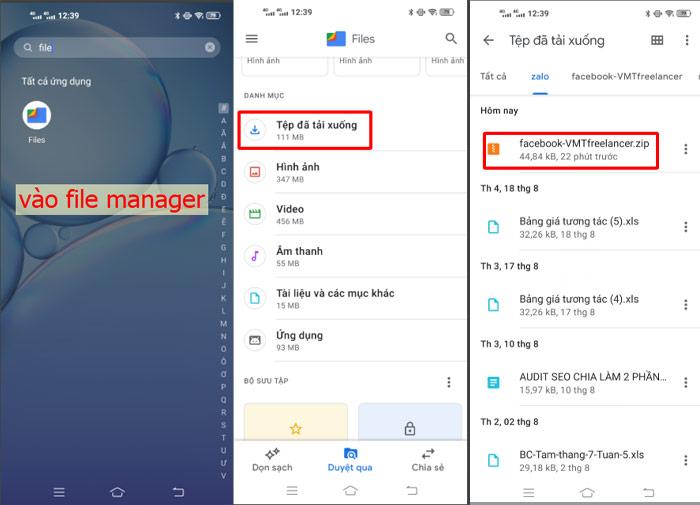 Làm sao để xem tin nhắn đã xóa trên messenger?